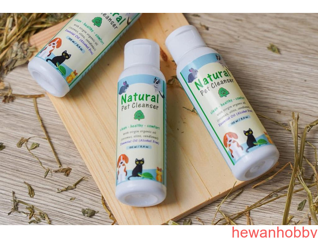 Natural Pet Cleanser 100ml - 1