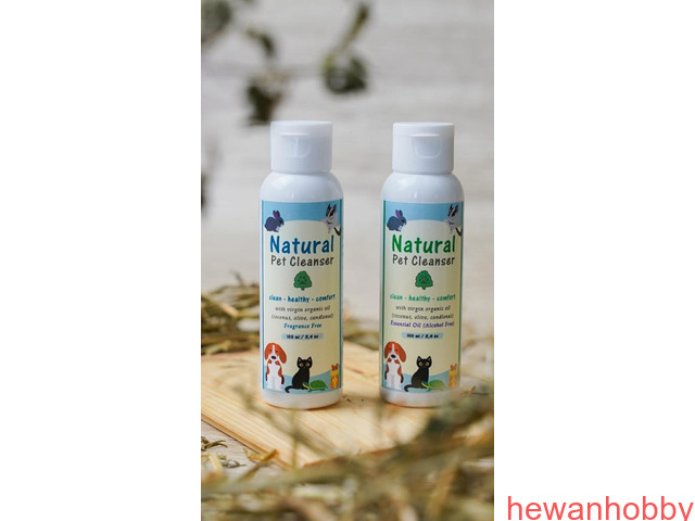 Natural Pet Cleanser 100ml - 2