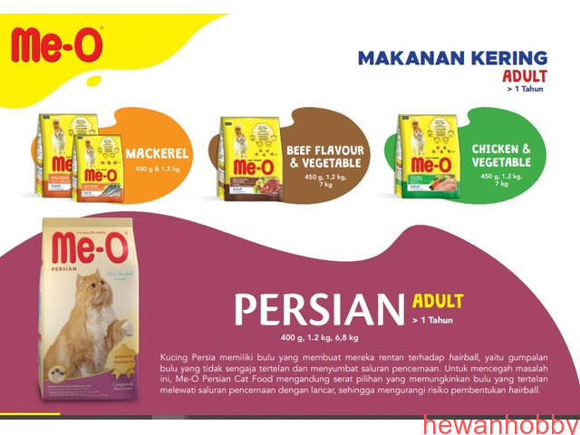 Cat food - 2